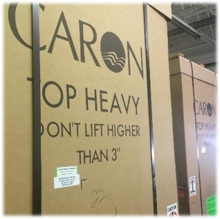 Caron will remain open during the current COVID-19 crisis