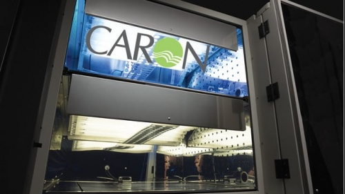 Fast Photostability from Caron